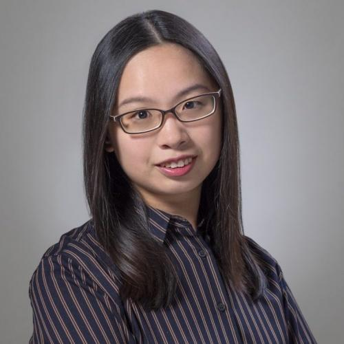 Bio photo for Yueming Zhao, MPH